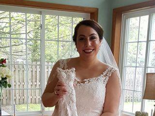 Cloth2Clay - Ceramic Bridal Replicas 5