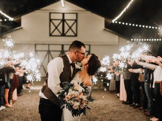 The White Barn Wedding 1