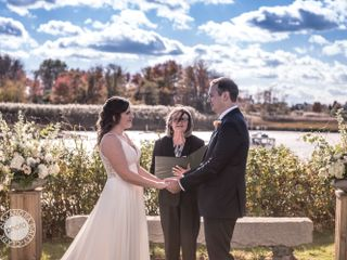 Wedding Ceremony in Maine 7