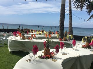 Hawaii Tents and Events 2