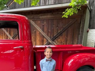 The Old Red Truck 2