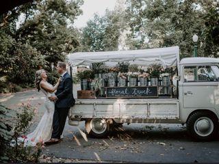 La Loretta's Floral Truck 1