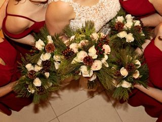 An English Garden Wedding & Event Florals 2