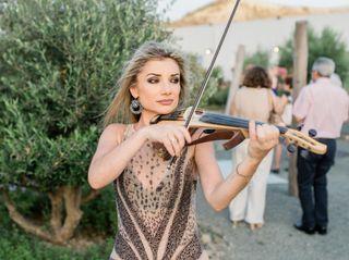 Leida - Classical & Electric Violin 1