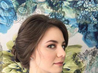 Blush Hair and Makeup Design 4