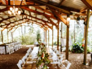 Harmony Gardens Tropical Wedding Garden 1