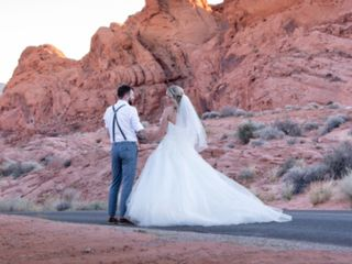 Las Vegas Luv Bug Weddings 1