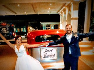 Memphis Wedding Car 2