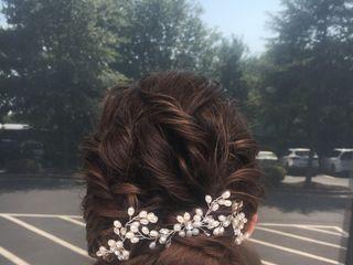 Megan Pirrocco Bridal Hair 7