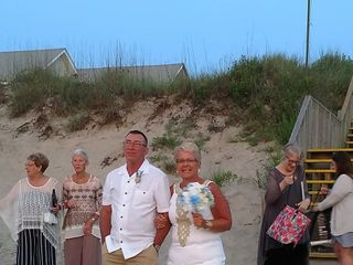 Rev. Barbara Mulford - My OBX Officiant 4