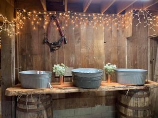 Franklin Barn-Weddings and Events 4