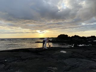 Simple Kona Beach Weddings 1