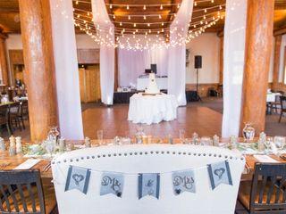 Colorado Wedding Draping 3