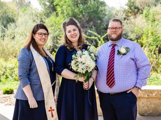 Rev. Janessa Chastain - Officiant 1
