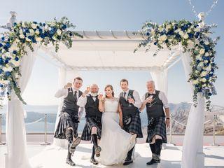 Gold Weddings Santorini-Gold Weddings Global 2