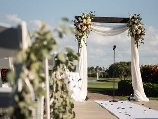 The Wedding Arches 1
