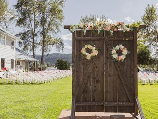 Grand Pend Oreille Weddings 1