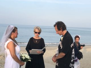 Rev. Barbara Mulford - My OBX Officiant 2