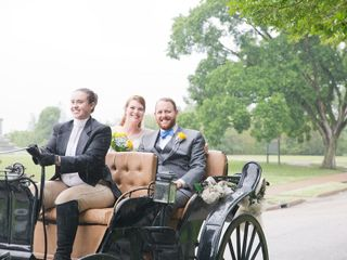 Arrivals In Elegance Horse Drawn Carriage Services, LLC 5
