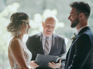 Wine Country Wedding Officiant 1