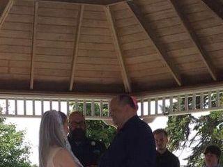 Gregg Kits, DD, Wedding Officiant 7