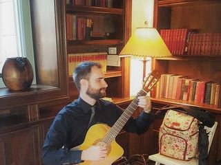 Brendan Lake, Classical Guitarist 1