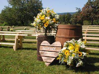 M's Wedding Flowers 5