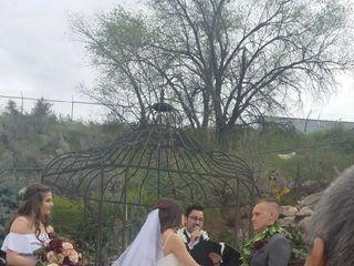 Douglas R. Bethers Utah's wedding officiant 2