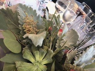 Sweetness & Light Floral Design 1