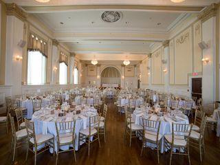 Marquis De Lafayette Ballrooms @ the Lafayette Hotel 7