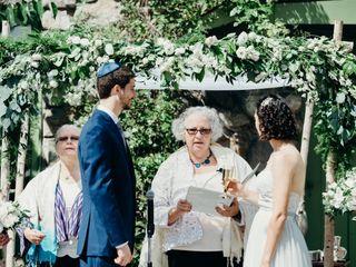 Rabbi Gail Nalven: Jewish and Interfaith Weddings 1