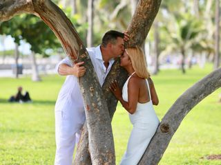 Barefoot To Elegant Wedding Officiants of South and Central Florida 4