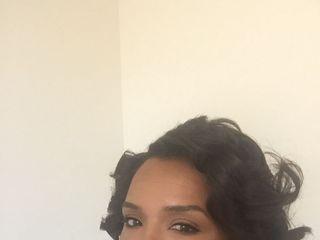H & D Bridal Makeup 1