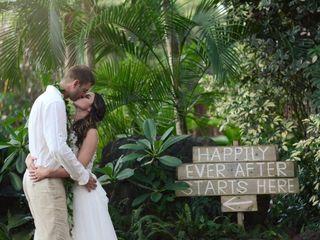 A Rainbow in Paradise Weddings 3
