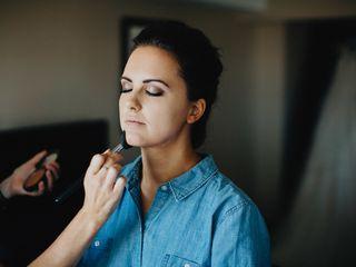 Cheek Makeup Artistry 6