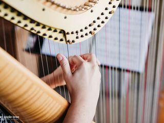 Claire Marie Stam, Harpist 3