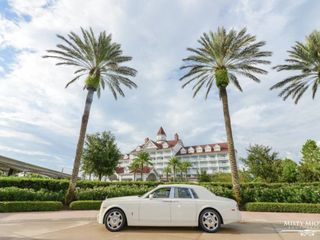Orlando Wedding Cars 6