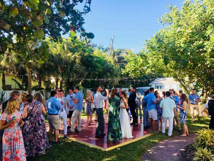 Sunset Beach Resort Venue Sarasota Fl Weddingwire