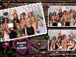 The Fab Fern Photo Booth 3