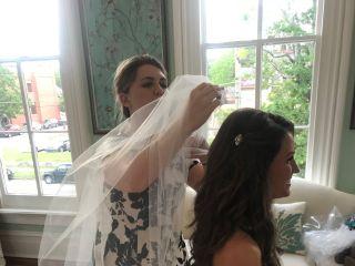 Megan Pirrocco Bridal Hair 4