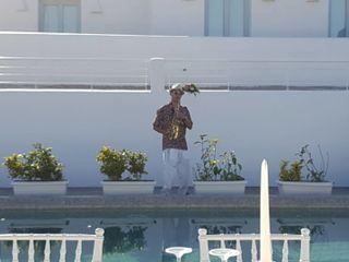 Santorini Wedding DJ 1