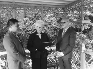Tulis McCall - New York Celebrant: Wedding Officiant and Interfaith Minister 6