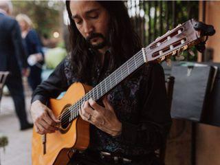 Elegant Spanish Guitar, Miguel de Maria 1
