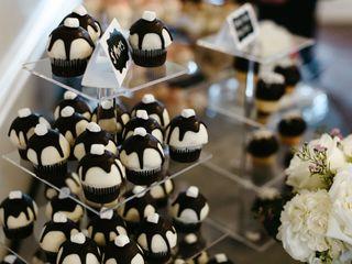 Toadstool Cupcakes 2