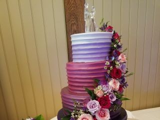 Rochester NY Wedding Cakes 2