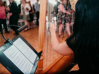 Harpist Lizary Rodriguez 3