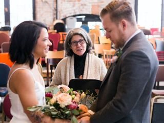 Alice Soloway, Uncommon Wedding Officiant and Celebrant 3