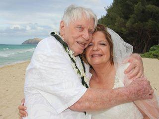 A Beach Wedding Minister 6