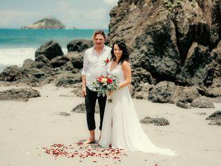Costa Rica Paradise Wedding 5