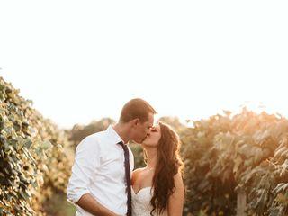 Hidden Vineyard Wedding Barn 7